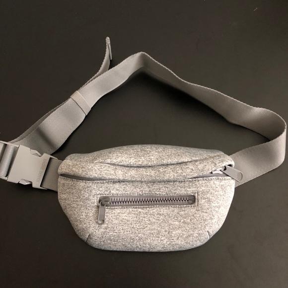 Dagne Dover Bags Ave Grey Fanny Pack Waist Bag Poshmark